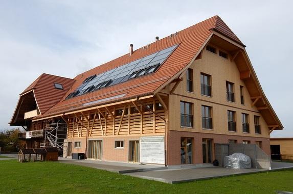 Modernes Bauernhaus umbau bauernhaus ersigen holzing maeder gmbh